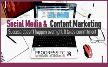 Social Media & Content Marketing