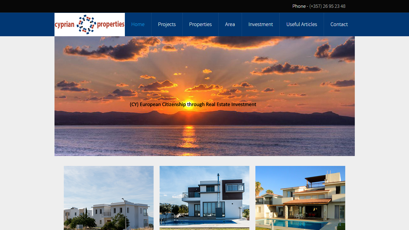 CYPRIANPROPERTIES.COM