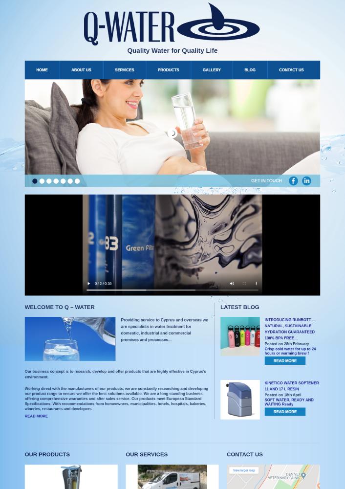 QWATERCYPRUS.COM