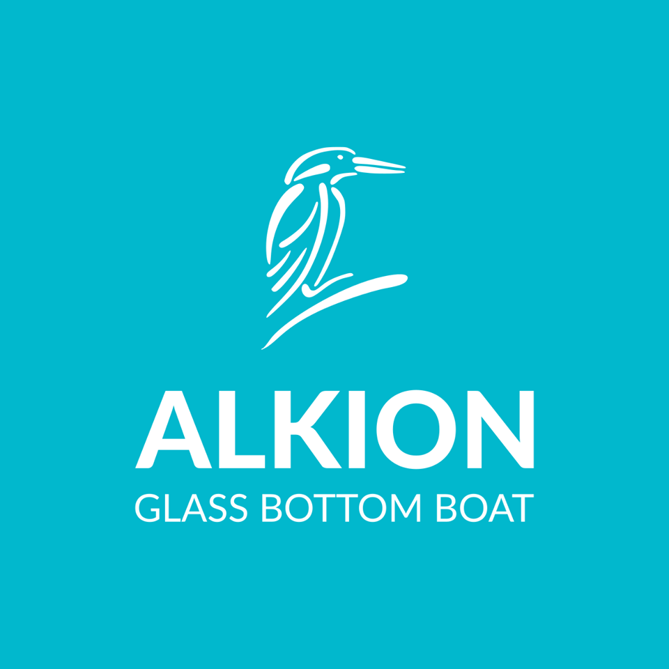 Alkion Glass Bottom Boat