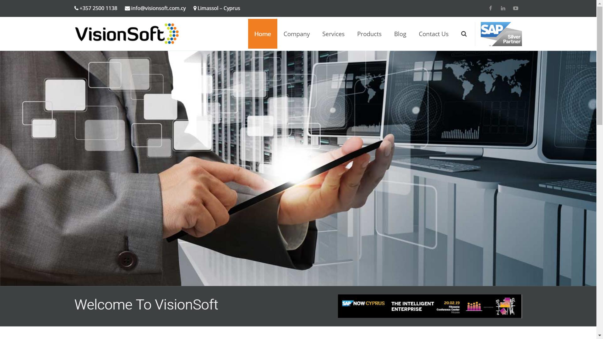 VISIONSOFT.COM.CY